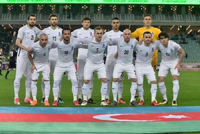 Azərbaycan-Qırğızıstan oyununun vaxtı bilindi