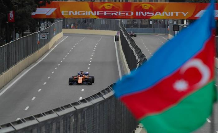 Date of next Formula 1 Azerbaijan Grand Prix to be mulled