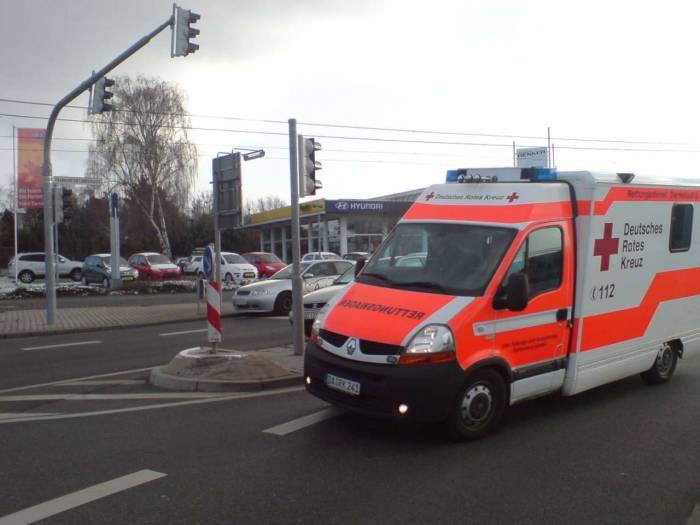 Eight injured after stolen truck crashes into vehicles in Germany
