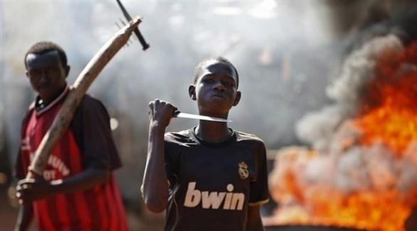 أفريقيا الوسطى: 12 قتيلاً في أعمال عنف بحي مُسلم