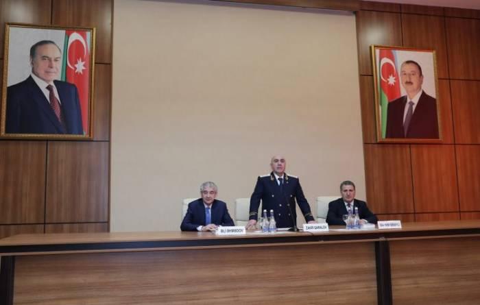 Baş Prokurorluqda Ulu Öndərin xatirəsi anılıb - FOTO