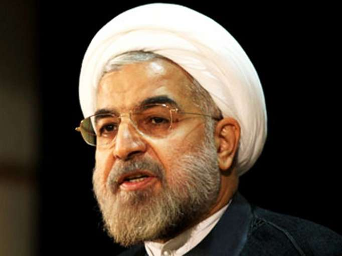 Rouhani: Oil co-op with Azerbaijan possible with other neighbors as well