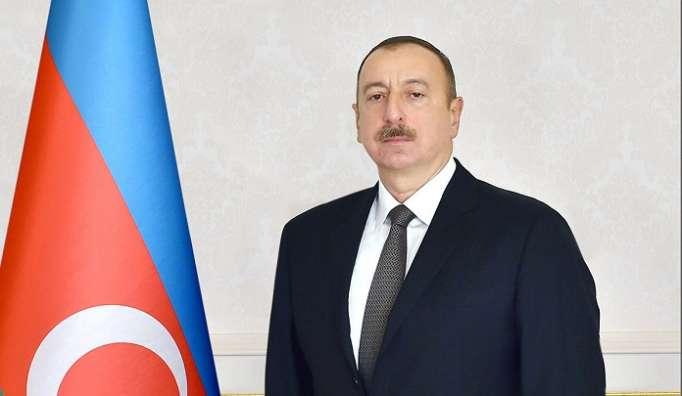 Azerbaijani president congratulates Cameroon's counterpart