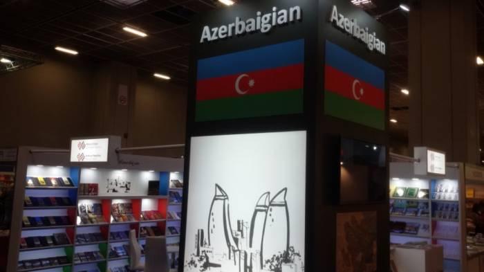 Azerbaijan represented at international book exhibition