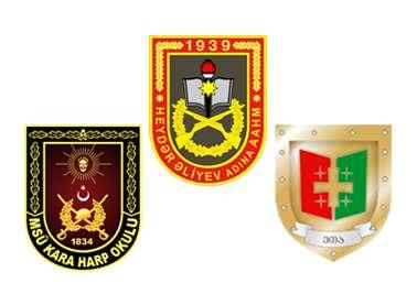 Se reúnen en Bakú los directores de las escuelas militares de los tres países