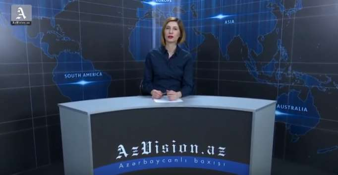 AzVision TV releases new edition of news in English for May 7 - VIDEO