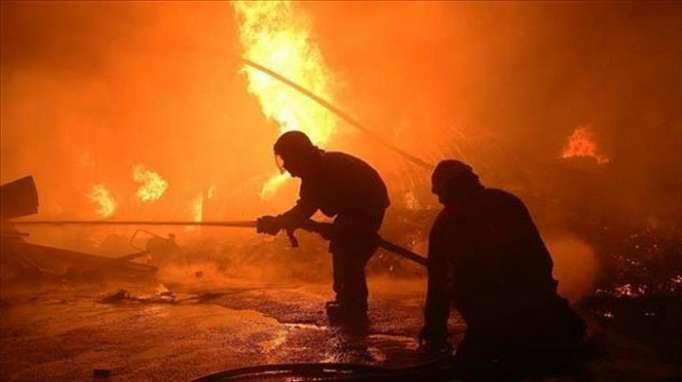 Australie:  les incendies font deux morts, sept disparus