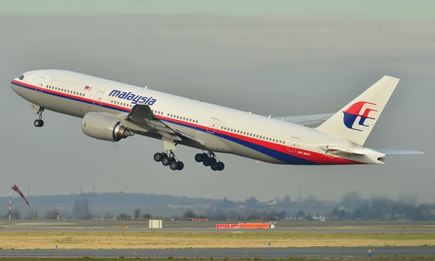MH370: Australian official rejects theory that pilot ditched aircraft