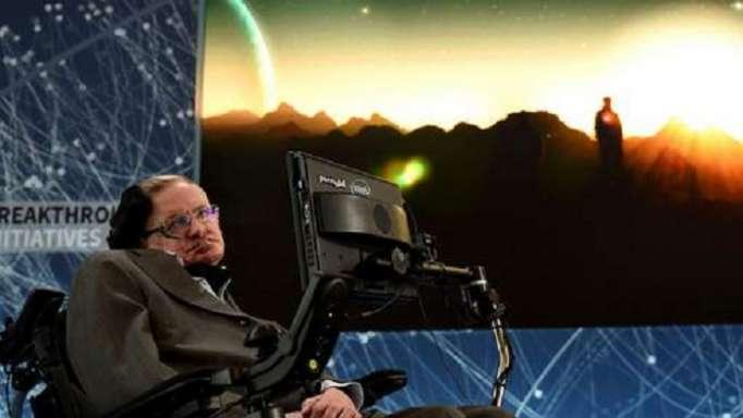 Stephen Hawking ouvre son inhumation aux voyageurs du futur