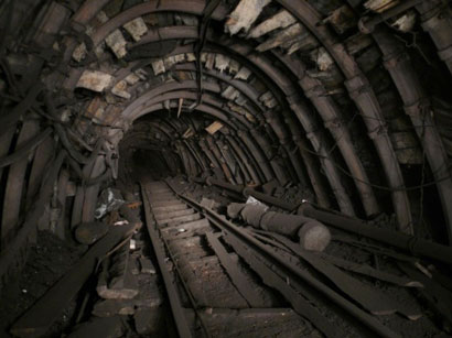 Coal mine collapses in Turkey