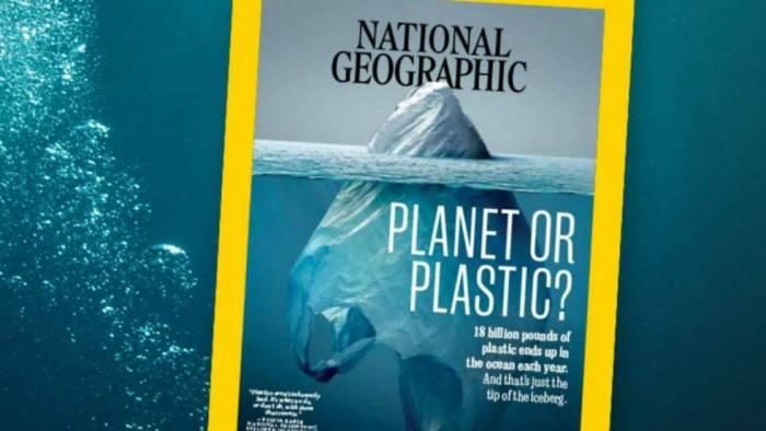 Le plastique, ou la partie immergée de l'iceberg