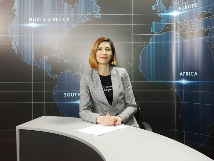 AzVision TV releases new edition of news in English for May 15 - VIDEO