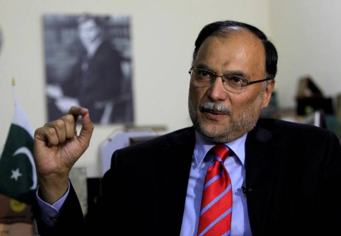 Pakistani interior minister shot by man linked to new religious party - report