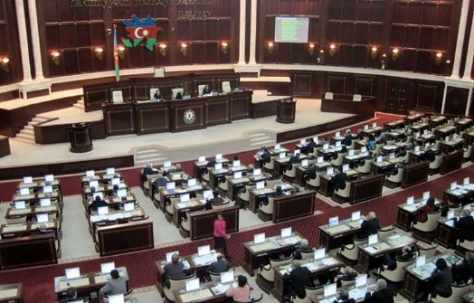 Azerbaijani parliament announces agenda for final plenary meeting in spring session