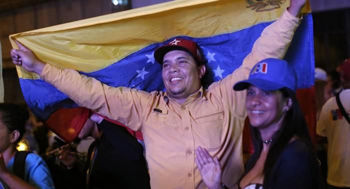 El Salvador reconoce el resultado de las presidenciales en Venezuela