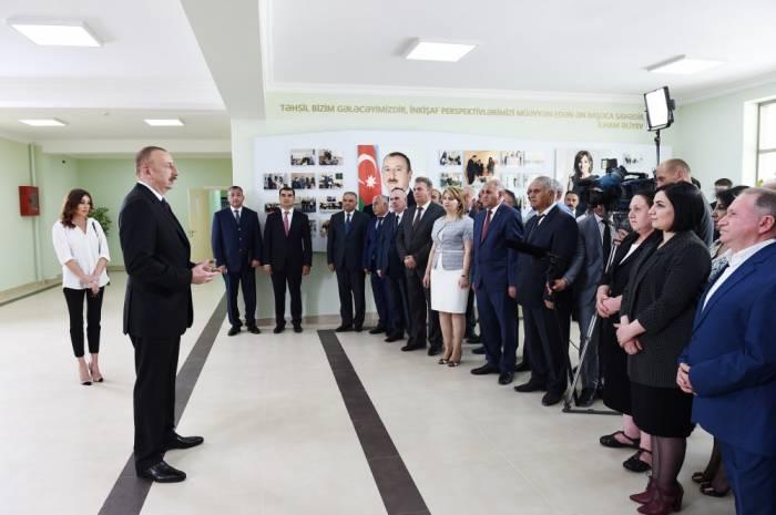 """""""Qarabağ münaqişəsi ən böyük ədalətsizlikdir"""" - İlham Əliyev"""