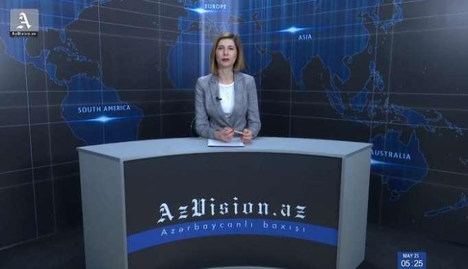 AzVision English:Résumé de la journée du 21 mai -VIDEO