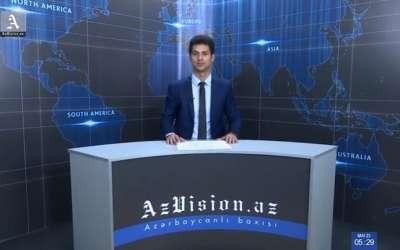أخبار الفيديو باللغة الألمانية لAzVision.az-فيديو