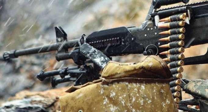 القوات المسلحة الأرمنية تخرق وقف اطلاق النار 102 مرة