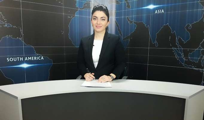 AzVision TV releases new edition of news in English for May 23-VIDEO