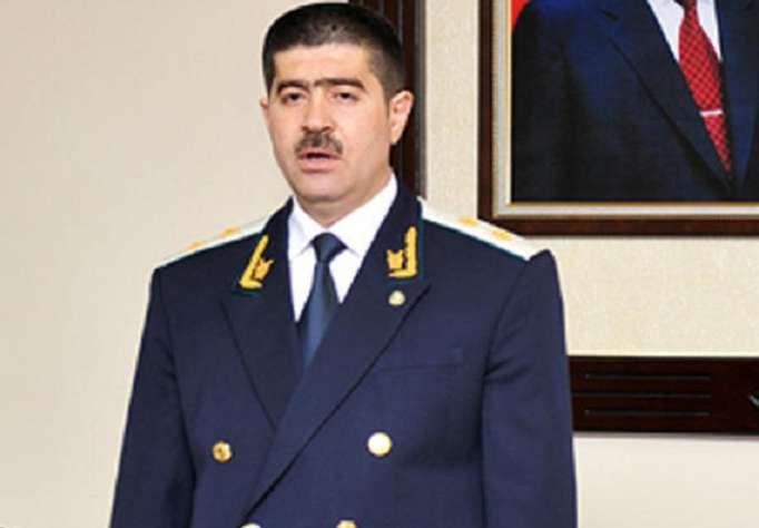 Səbuhi Şahverdiyev Naxçıvanın prokuroru oldu