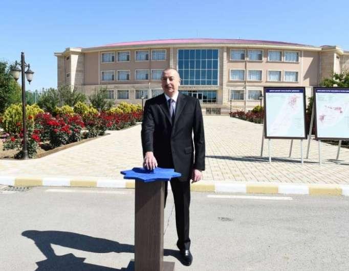 Prezident Naxçıvanda açılışlar edib - FOTOLAR (Yenilənib)
