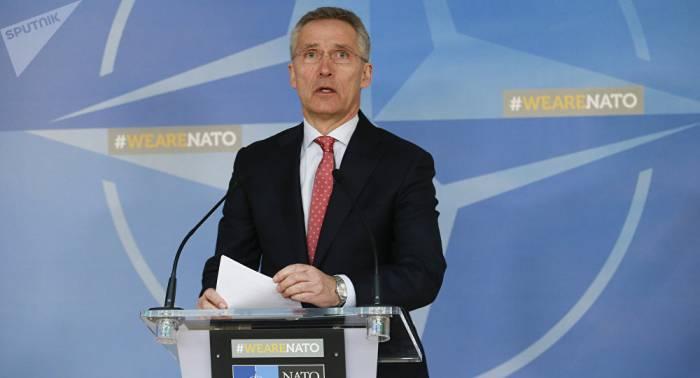 Stoltenberg: 11 países de la OTAN elevaron el gasto en defensa al 2% del PIB