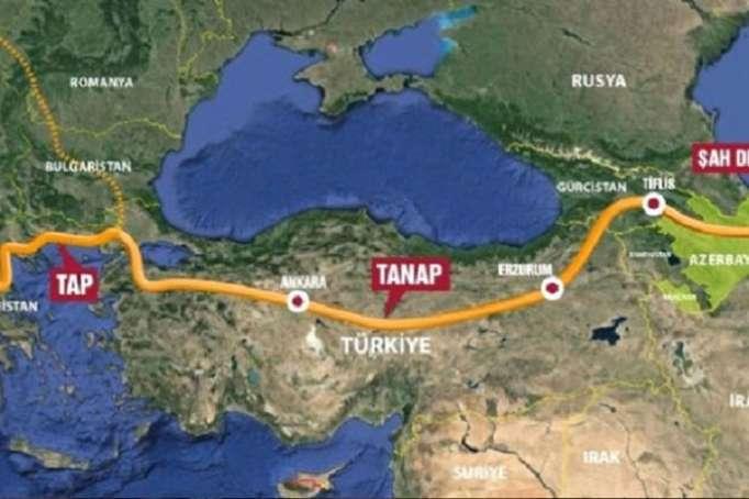 TANAP est un projet très important pour assurer la sécurité énergétique turque et européenne,  Ministre turc