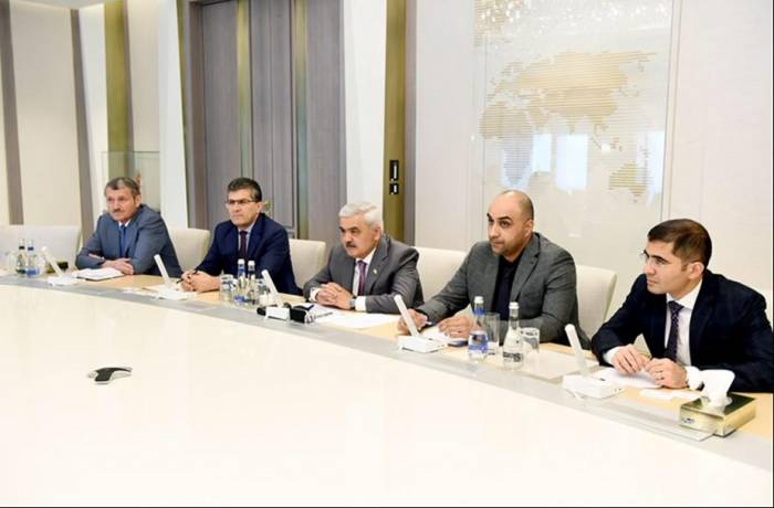 China's Sinosure company interested in co-op with Azerbaijan's SOCAR