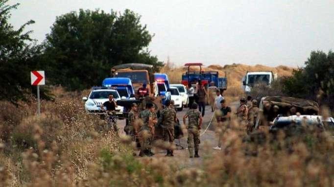 Truck carrying migrants overturns in Turkey, 1 dead