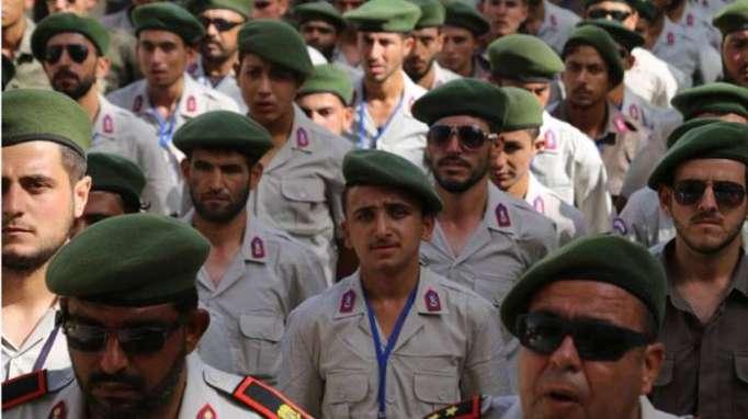 Afrində 620 suriyalı polis işə başlayıb
