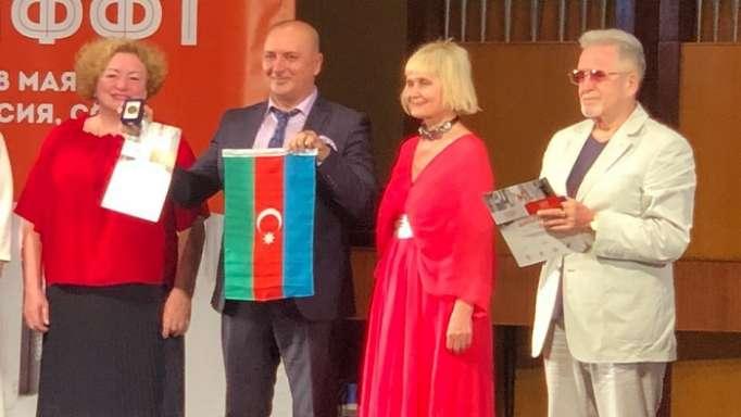 """""""Festivallar festivalı""""nın baş mükafatı Azərbaycana gəldi"""