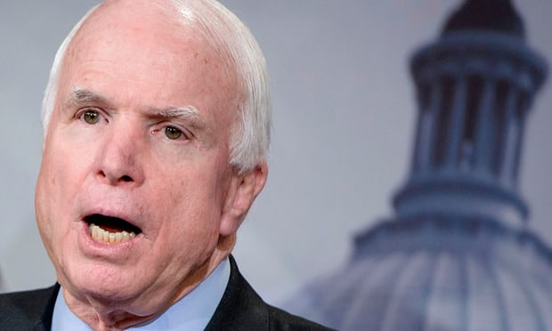 White House aide dismissed McCain