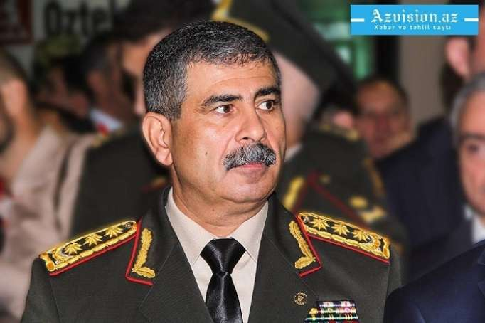 Azerbaijani defense minister to visit Turkey