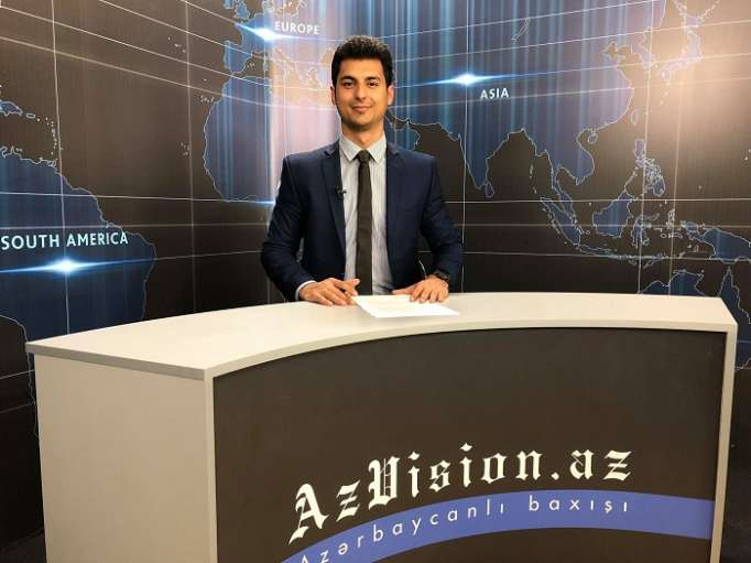 AzVision Nachrichten: Alman dilində günün əsas xəbərləri (3 may) - VİDEO