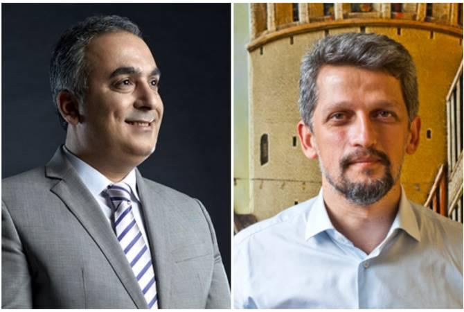 Türkiyə parlamentində erməni deputatların sayı azaldı