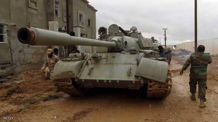 مقتل زعيم القاعدة في درنة بمواجهات مع الجيش الليبي