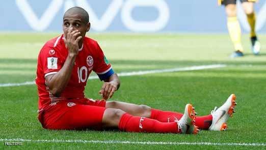 قائد تونس يكشف أسباب السقوط أمام بلجيكا