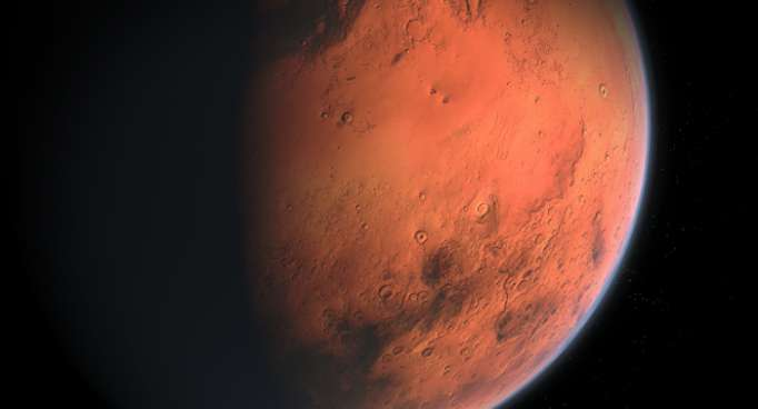 Martian dust storm now envelops entire Red Planet