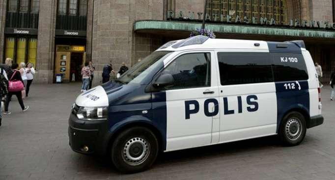 Finnish police open fire on gunman in center of Helsinki