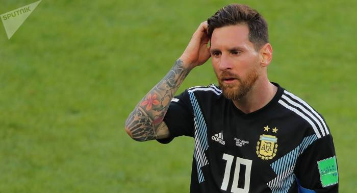 Messi to receive copy of World Cup trophy as birthday gift - Official