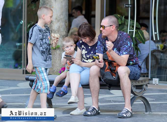Azərbaycana 5 ayda 184 ölkədən turist gəlib