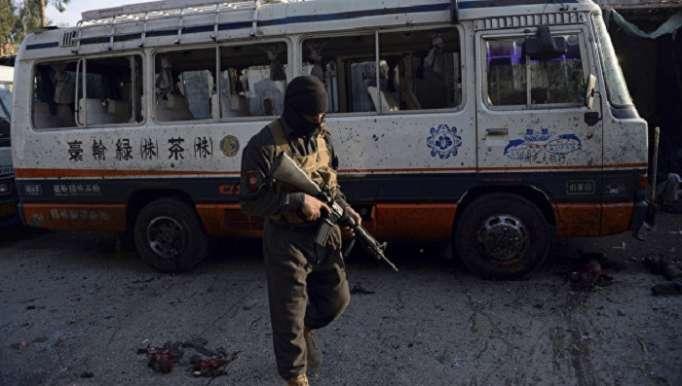 """Taliban"" sülhü pozdu - 20 polis öldürüldü"
