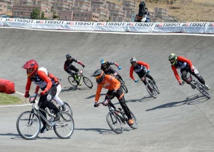 Les premiers vainqueurs des Championnats du monde de BMX - PHOTOS