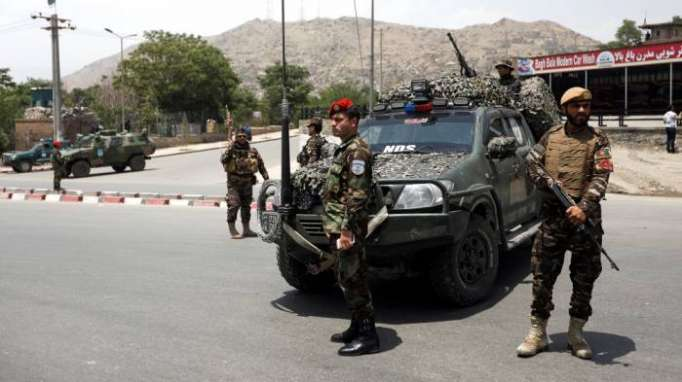 Kabul religious gathering hit by deadly suicide bombing