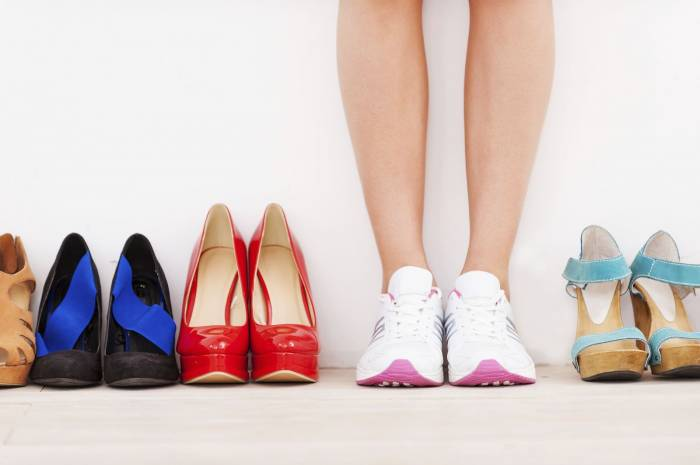 Best and worst shoes for your feet, according to research