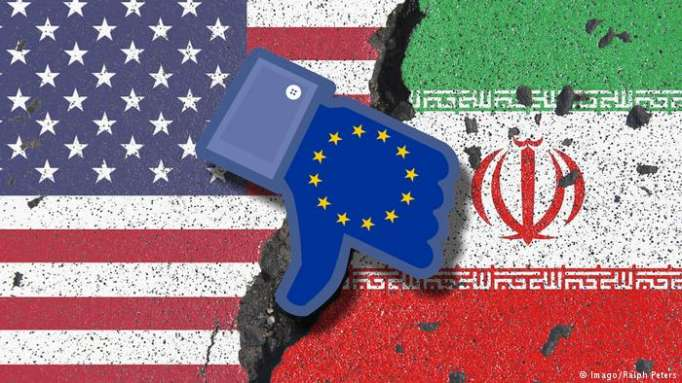 EU urges US not to punish European firms over Iran