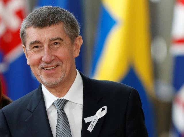 Czech president appoints Andrej Babis as prime minister for second time