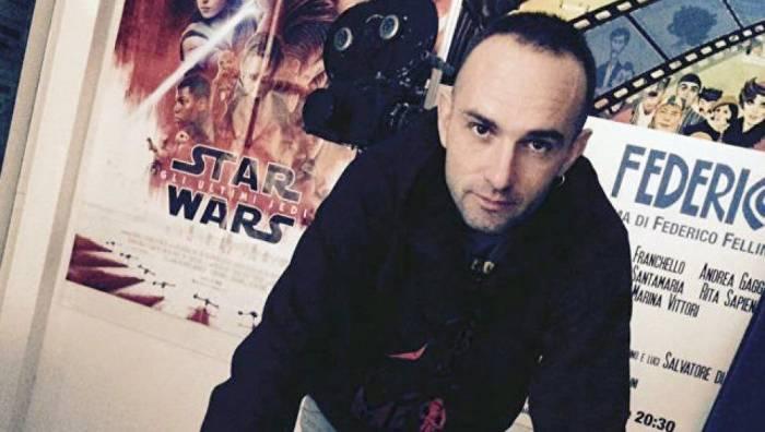 Ukraynalı rejissor öz ölümünü videoya çəkib