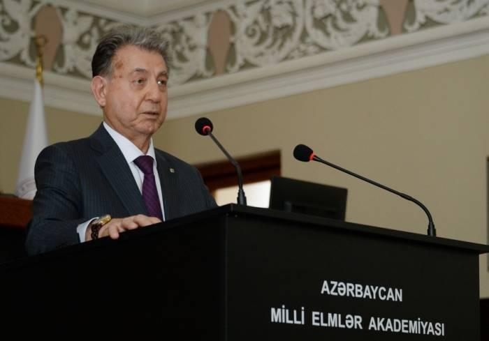 Akif Əlizadə yenidən AMEA prezidenti seçildi - (Yenilənib)